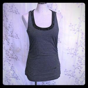 White House Black market tank top blouse cami M